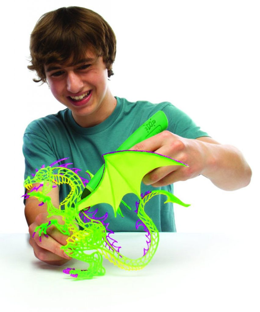 creating 3d with i do 3d pen