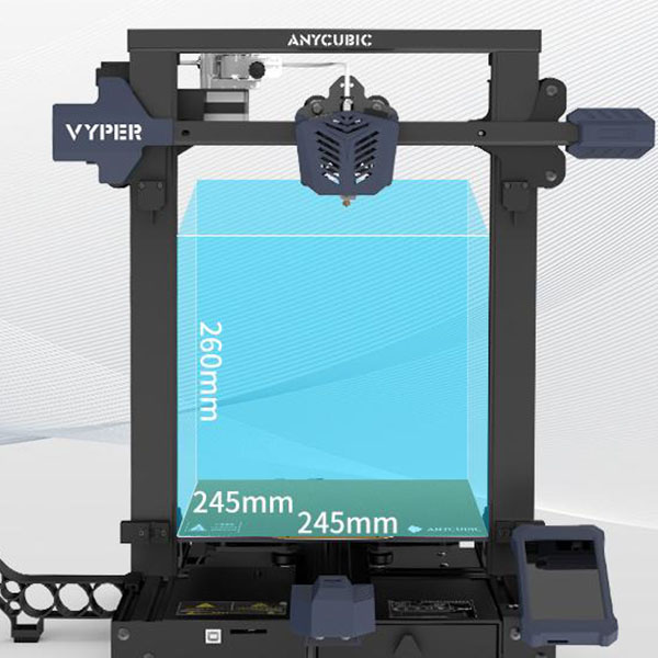 Anycubic Vyper 3D Printer Review 2