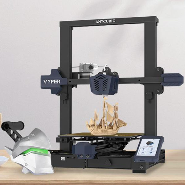 Anycubic Vyper 3D Printer Review 1