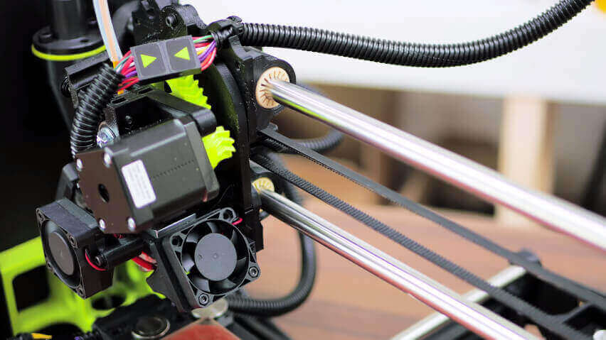 lulzbot taz 6 rails