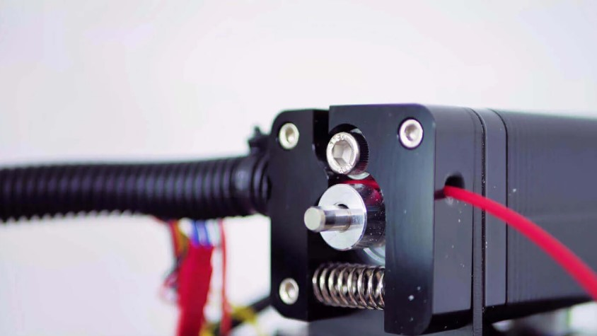 atom printer motor