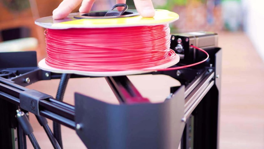 atom printer filaments