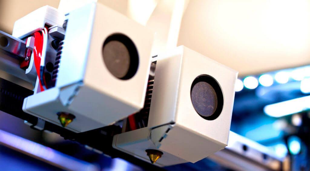 bcd3d printer dual extruders