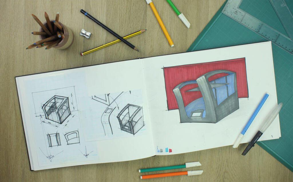 design evolution of the bcn3d sigma printer