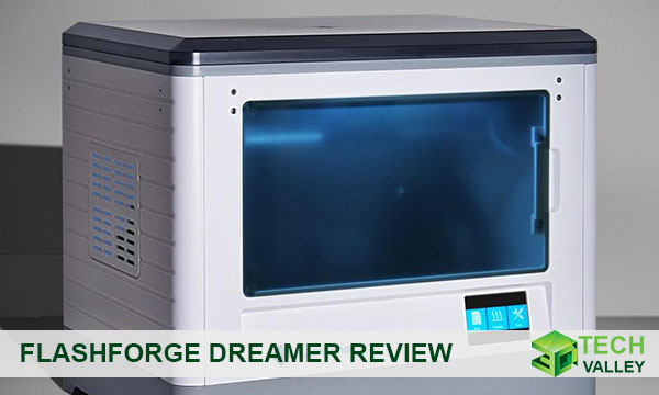 flashforge dreamer review