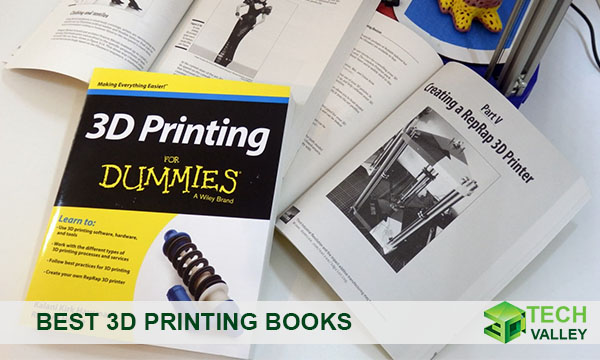 best 3d printing book