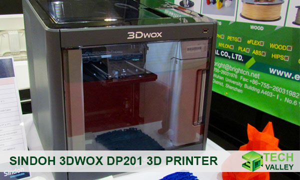 sindoh 3dwox dp201 3d printer review