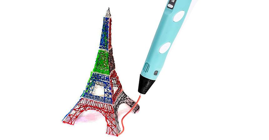 3d pen uv light vs abs plastic