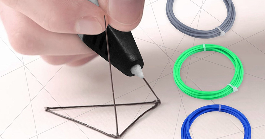 3d printing pen features