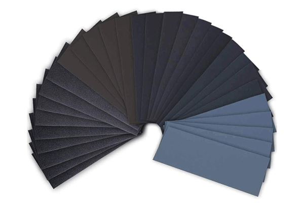 42 Pcs Wet Dry Sandpaper