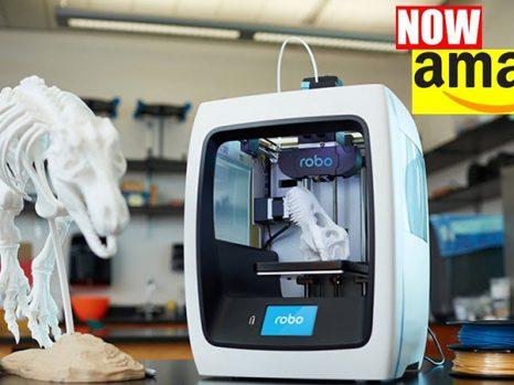 amazon prime 3d printer deals