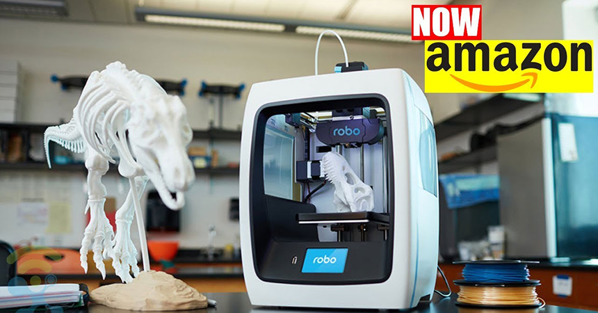 amazon prime 3d printer deals