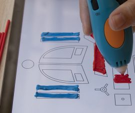 best 3d pen stencil book