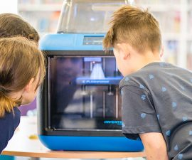 best 3d printer for schools
