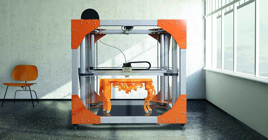 best large format 3d printer