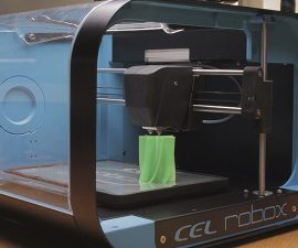 cel robox 3d printer review