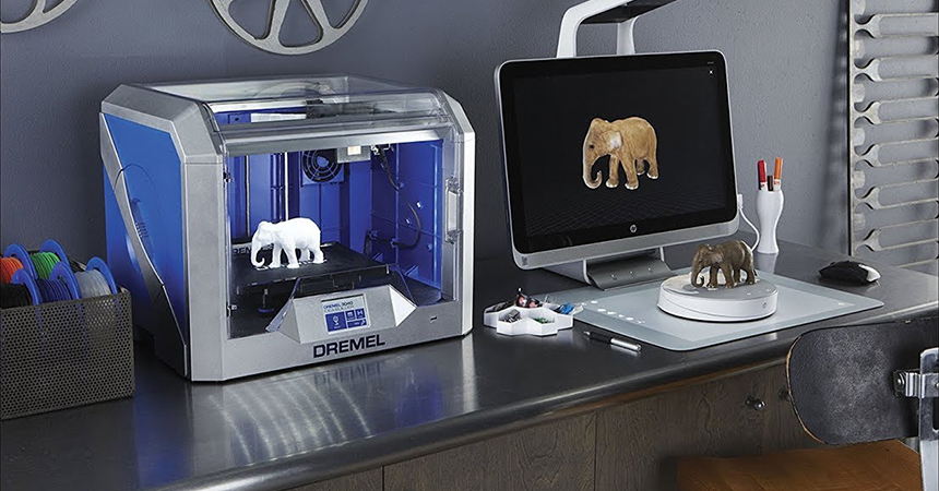 dremel digilab 3d40 idea builder review