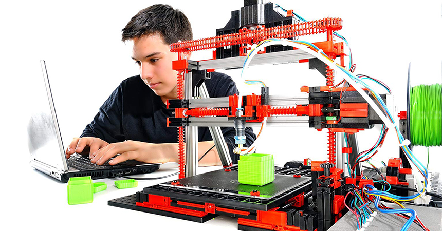 fischertechnik 3d printer review