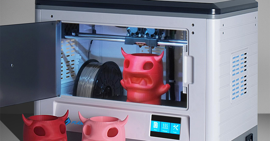 flashforge finder 3d printer review