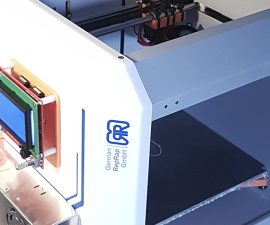 german reprap neo 3d printer review