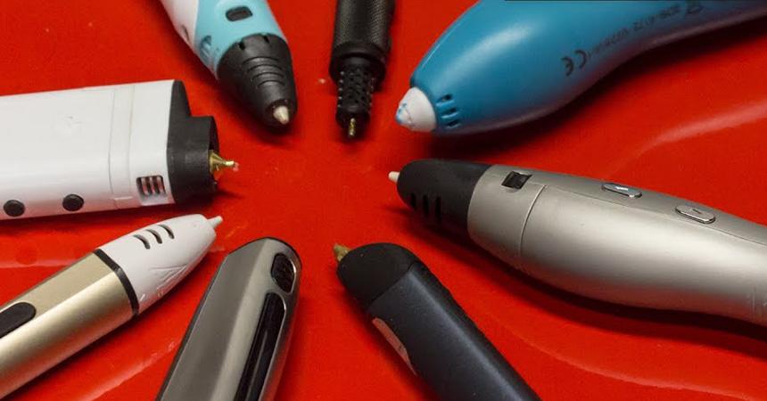 history of 3d pens