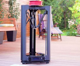 layer one atom 2.0 delta 3d printer review