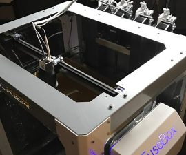 stacker s4 industrial 3d printer review