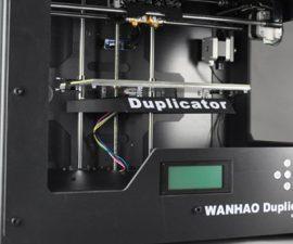 wanhao duplicator 4s review