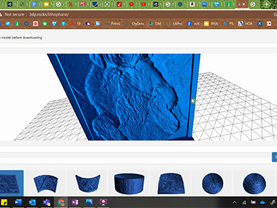 3DP Rocks software