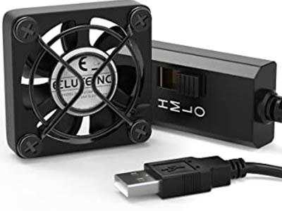 ELUTENG 40mm USB Fan