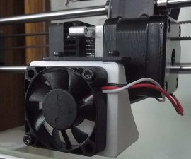 best 40mm fan for 3d printer
