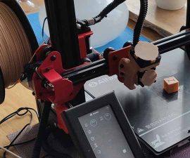 Alfawise U30 3D Printer Review