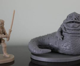 Best Filament for Miniatures