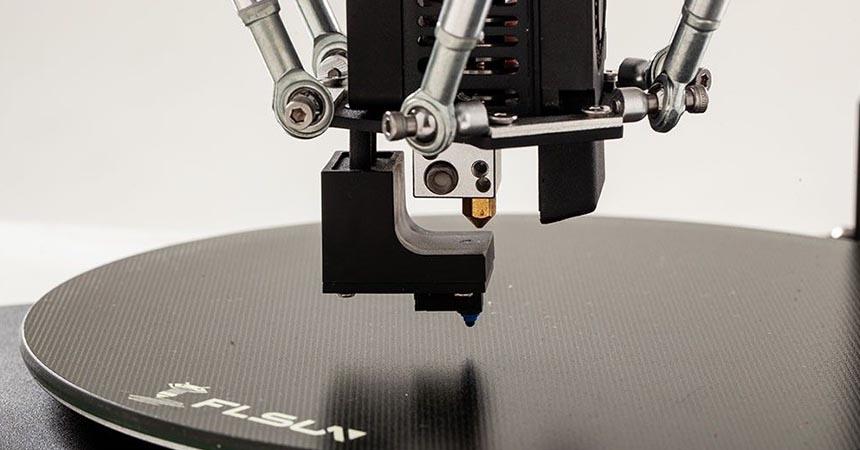 FLsun Q5 Delta 3D Printer Review 12