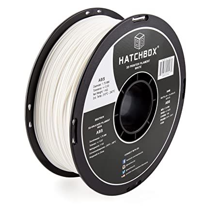 Best ABS Filament for 3D Printing in Ender 3, Prusa i3, and More 4