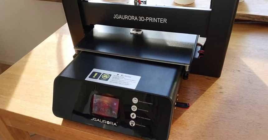 JGAurora 3D Printer Review