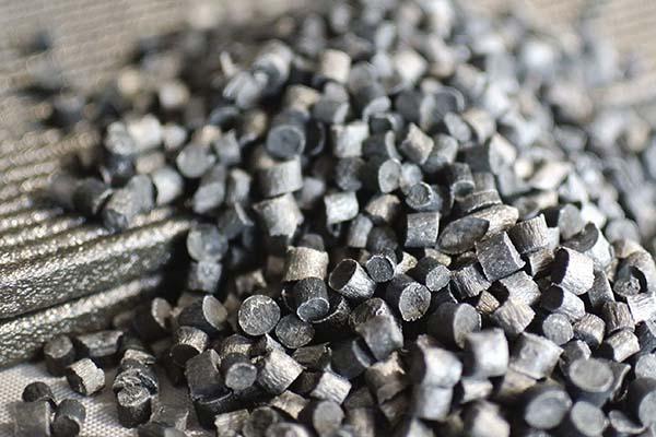 image of 3d printer filament pellets