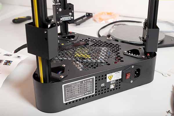 FLsun Q5 Delta 3D Printer Review 23