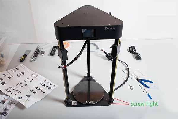 FLsun Q5 Delta 3D Printer Review 25