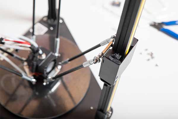 FLsun Q5 Delta 3D Printer Review 29