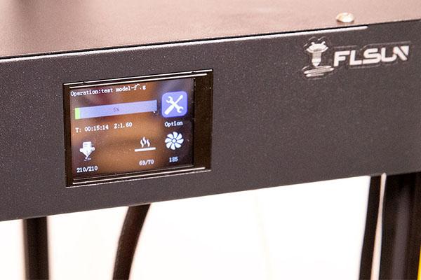 FLsun Q5 Delta 3D Printer Review 42