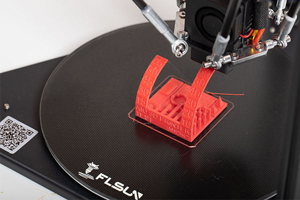 FLsun Q5 Delta 3D Printer Review 46