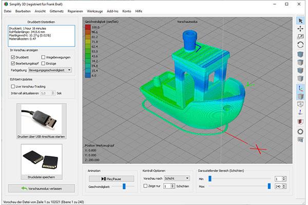 FLsun Q5 Delta 3D Printer Review 48