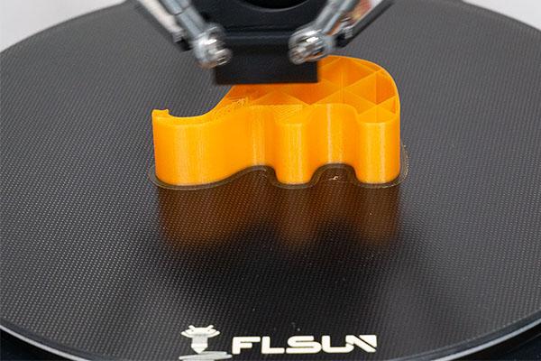 FLsun Q5 Delta 3D Printer Review 54