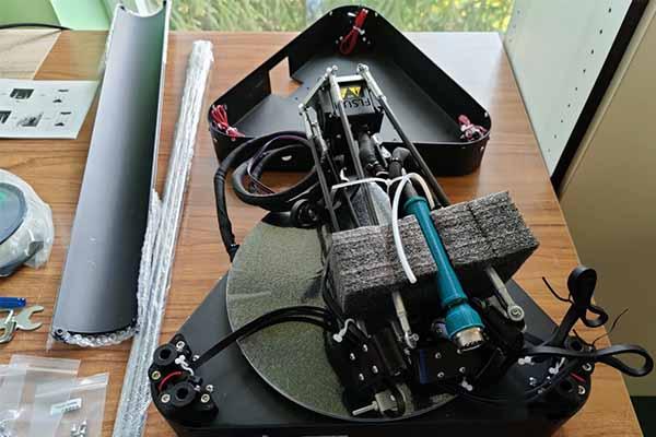 FLSun QQS Delta 3D Printer Review 6