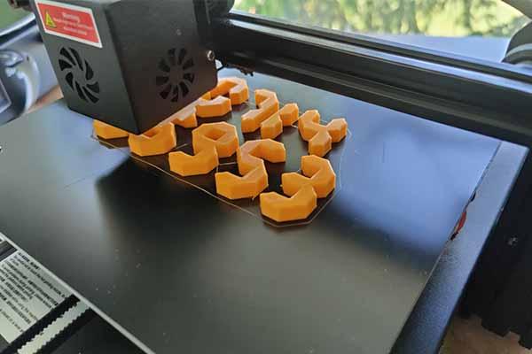 JGAurora 3D Printer Review 9