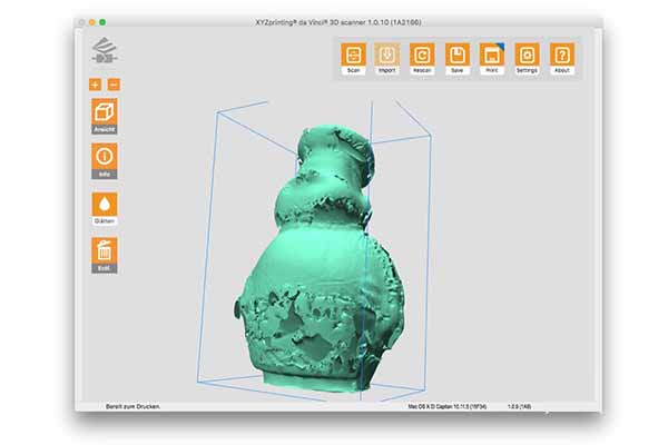 XYZ Da Vince 1.0 3D Printer Review 10