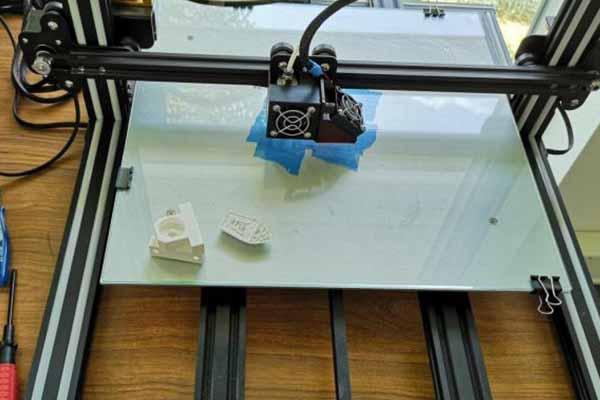 Alfawise U30 3D Printer Review 1