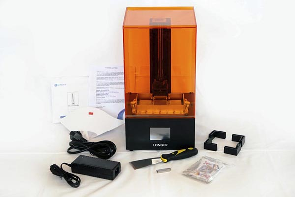 Longer Orange 30 3D Printer Review 1