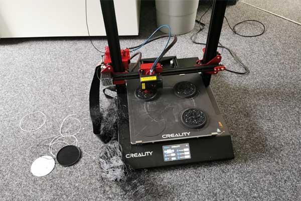 Creality CR-10S Pro v2 Review 12